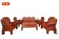 浙江东阳市鲁创红木家具厂家直销象头沙发