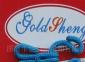 采用进口空心绳 金圣鹏 铜质 包布领钩 手工封口技术业内领先